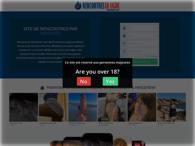 bondial.net : Rencontres par affinités