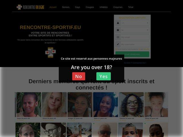 Trouver un site de rencontre des adeptes du sport