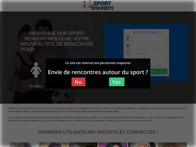 sport-Rencontres.club : Rencontres entre sportifs et sportives