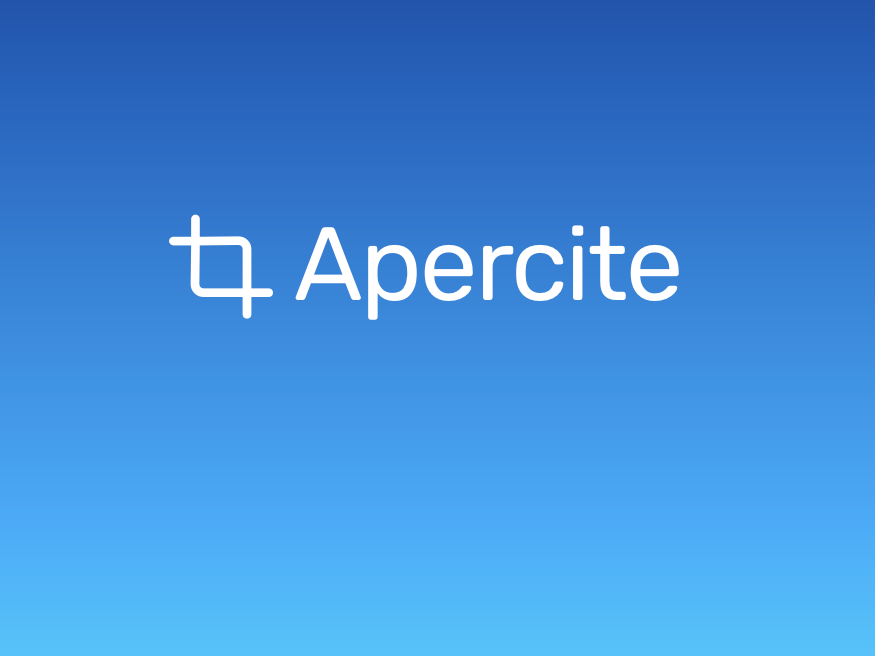 Apercite example for http://www.spacex.com/