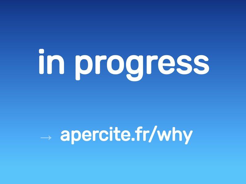 Screenshot example for https://www.marchanddetrucs.com/, using Apercite.