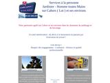 Aide et services à domicile sur cahors et environs