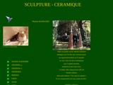 Marine Jeannard Sculpture Céramique