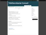 TéléSecrétariat Conseil
