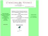 L'atelier du vitrail - Sylvie Liégeois