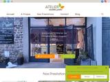 Danielle LECOQ: meubles peints, meubles patinés.