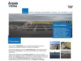 Avenir métal: travaux toits, isolation Rhône-Alpes