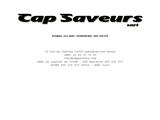 Cap Saveurs