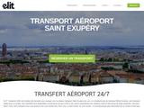Taxi Lyon aéroport Saint Exupéry