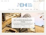Escalier Hélicoïdal Industriel EHI