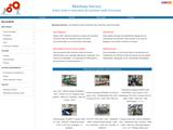 MACHINES SERVICE