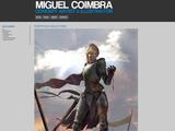 Miguel Coimbra freelance Illustrator: fantasy/sf