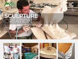 Serge Moret maitre artisan tailleur de pierre