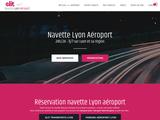 Navette Lyon aéroport