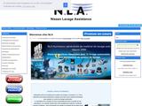 NLA: distribiteur des matériels et produits.