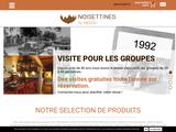 Les Noisettines du Médoc, confiseries artisanales