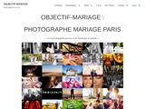 Photographe Mariage Paris Objectif-Mariage