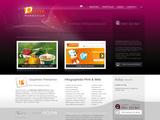 Peax Webdesign, graphiste freelance indépendant