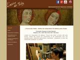 L'accro des Toiles - Restauration de tableaux