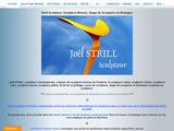 Joël Strill, sculpteur, sculptures, stages