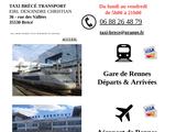 Taxi Brécé