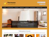 Thermasse, concepteur fabricant de Poêle de Masse