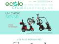 Détails : Des puissants vélos électriques Cargo