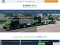 Détails : Expert Nett, véhicule électrique de propreté
