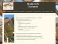 Détails : Matelon Charpente
