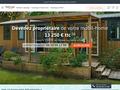 Détails : achat mobil home sur camping