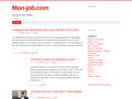 Détails : Mon-job.com - Découvrir les métiers