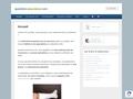 Détails : Une question sur votre assureur