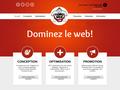 Au coeur du conception de site web
