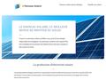 Détails : Vente en ligne de panneaux solaires