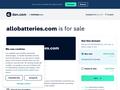 Détails : Allo Batterie
