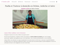 Détails : Olivier Christin, traiteur à domicile à Romans-sur-Isère