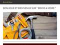 Détails : Le site bricoandmore.fr