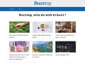 Détails : Buzztag - Vidéos et images qui font le Buzz !