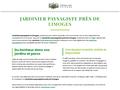 Détails : entretien d'espace vert à limoges