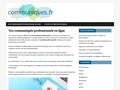 Détails : Communication d'entreprise : vos articles et communiqués en ligne
