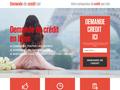Détails : Demande de crédit