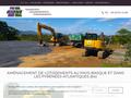 Détails : Entreprise de terrassement dans les Pyrénées-Atlantique (64)
