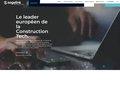 Détails : Geomensura : logiciel d'infrastructure