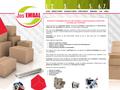 Détails : Jos'Embal, spécialiste de l'emballage pour déménagement dans le Nord Pas-de-Calais
