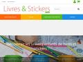 Détails :  livres-et-stickers.com