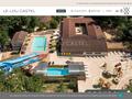 Détails : Lou Castel - Camping en Dordogne, à proximité de Sarlat en Périgord Noir