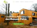 Détails : Maisons Patze: ossature bois, maison passive et basse énergie