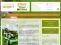 Détails : Matériel entretien espace verts occasion Beauvais 60