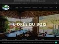 Détails : http://www.oree-du-bois.net/