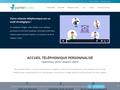 Détails : Paritel Studio - Accueil téléphonique personnalisé